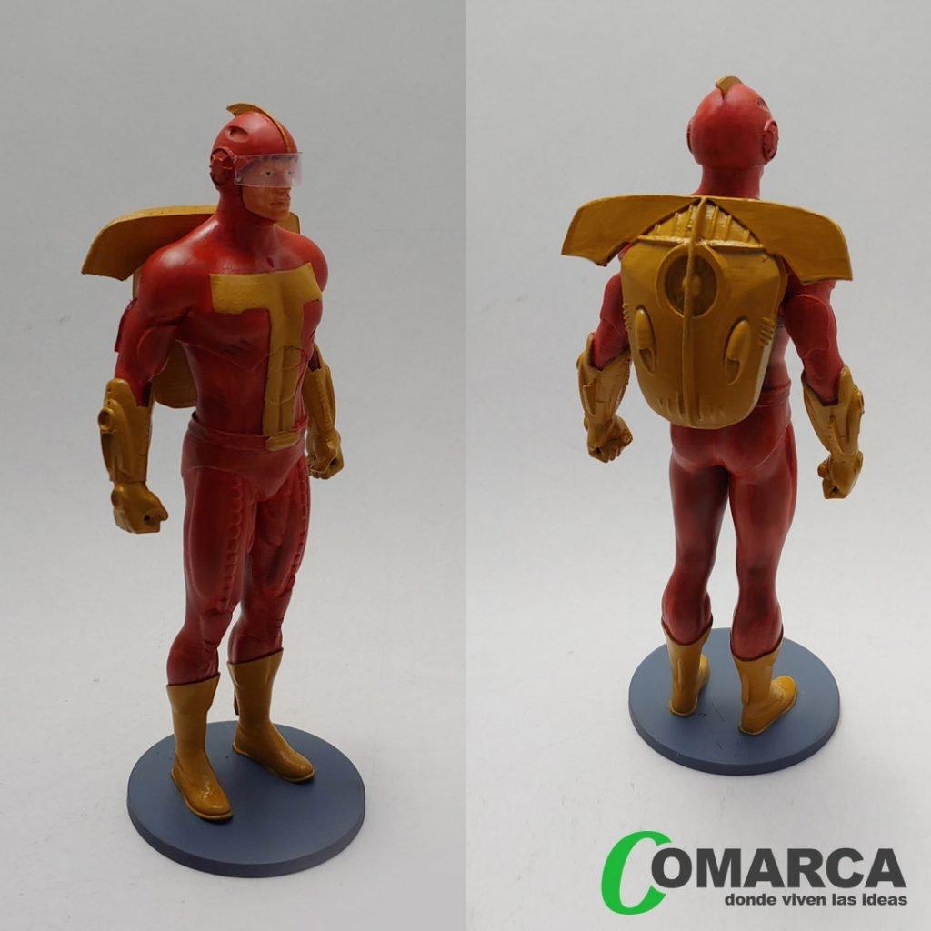 Turboman - Comarca