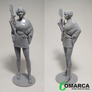 Leia Organa - Comarca