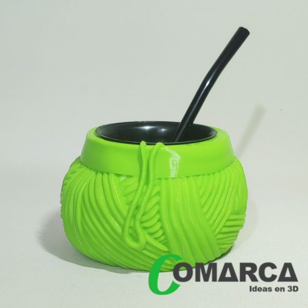 Matero lana Comarca